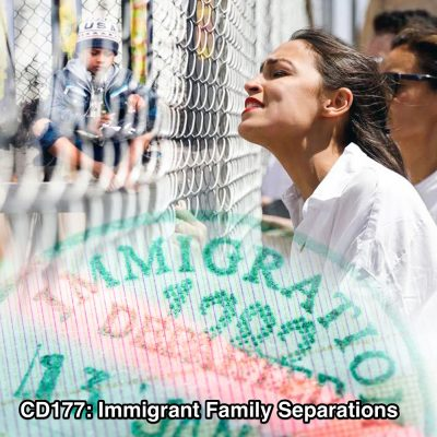 CD177: Immigrant Family Separations